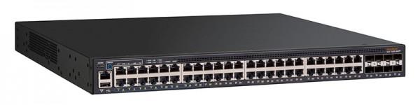 CommScope Ruckus Networks ICX 7150 Switch16x 100/1000/2.5G PoH ports, 32x 10/100/1000 PoE+ ports, 8x 10G SFP+