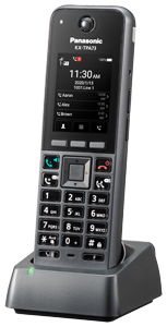 Panasonic KX-TPA73 SMART COMFORT DECT SIP-Handset