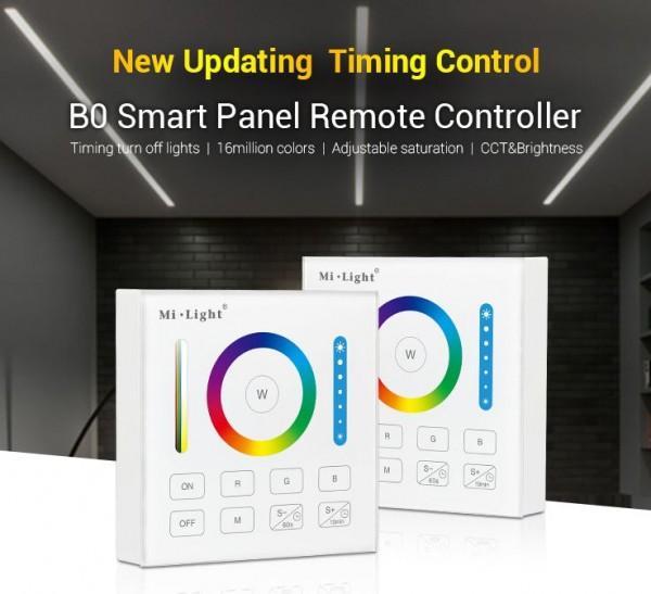 Synergy 21 LED Fernbedienung Smart Panel RGB-WW (RGB-CCT) *Milight/Miboxer*