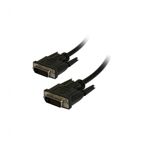 Kabel Video DVI-D 24+1, ST/ST, 2m, Ultra HD 4K*2K 3840*2160@30hz, Synergy21,