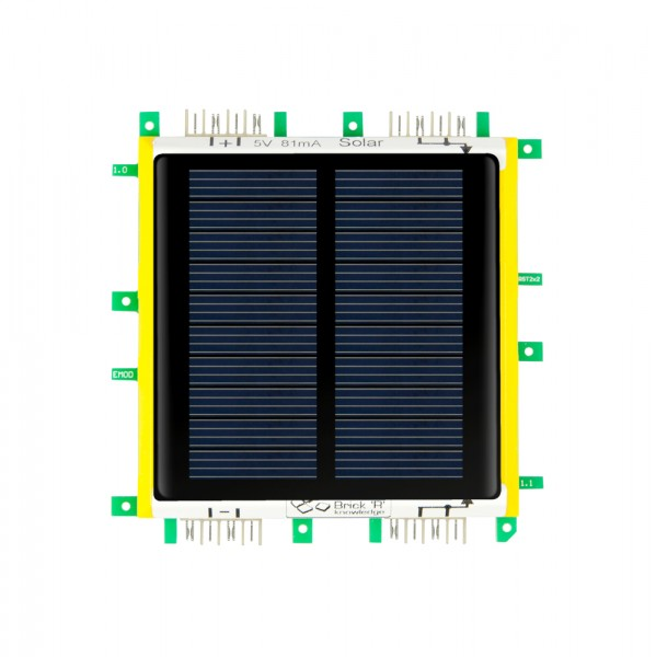 ALLNET Brick'R'knowledge Solarmodul 5V
