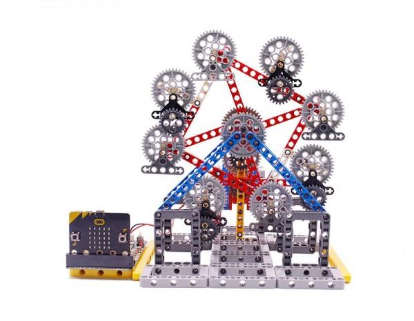 Yahboom spin:bit Building Block Pack für micro:bit (inklusive micro:bit Board)