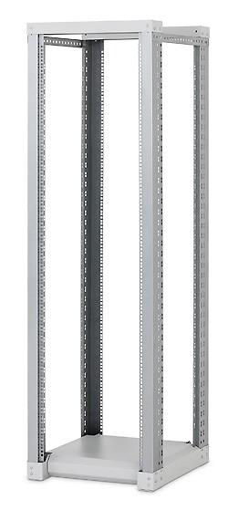 "Triton 19""Gestellrahmen, 2-Fach, 42HE, B600/T 800, XD8,"