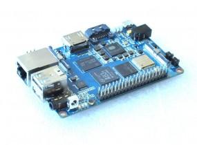banana pi board BPi-M3 Octa-Core CPU / 2GB Ram / Wifi / Bluetooth mit DC-Stecker!