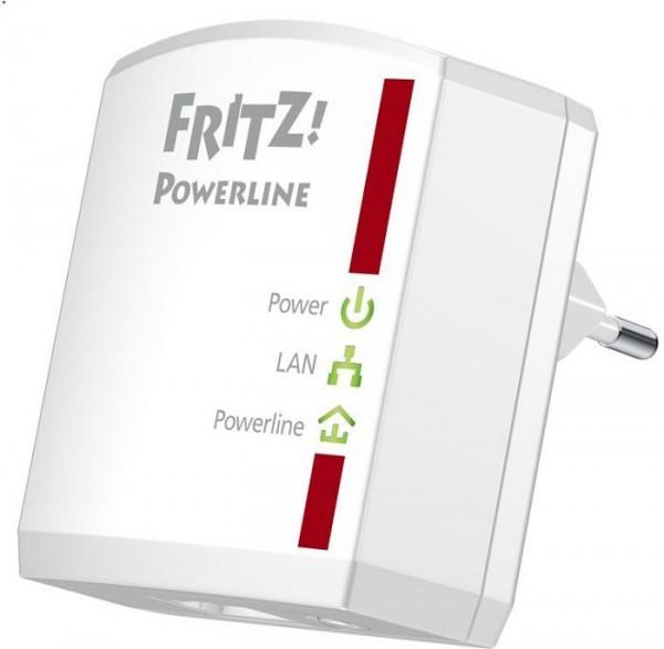 AVM Fritz!Powerline 510E Set - (Packung mit 2)