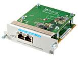 HP Switch Modul, 2920, 10GBE TP, 10GBASE-T, 2-Port,