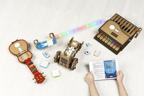 """Makeblock Neuron MINT Set """"Explorer Kit"""" inkl. Swift Playground deutsch"""