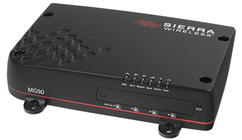 Sierra Wireless MG90 Pro High Performance Multi-Network Vehicle Router, Single LTE-A