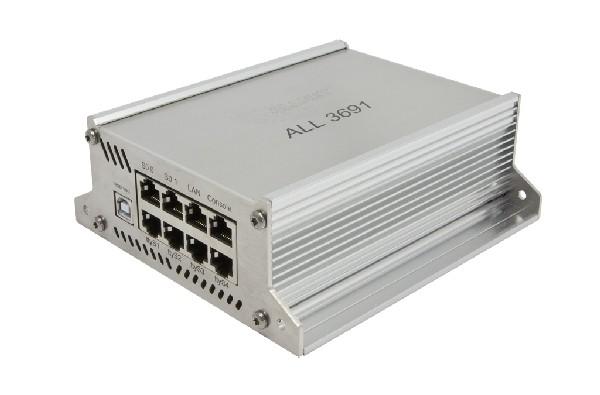 ALLNET ALL3691 / Powermeter PM2 /// USED B-/C-Ware
