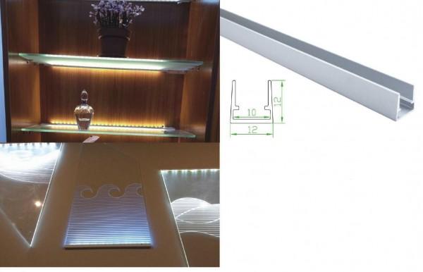 Synergy 21 LED U-Profil 200cm, ALU036