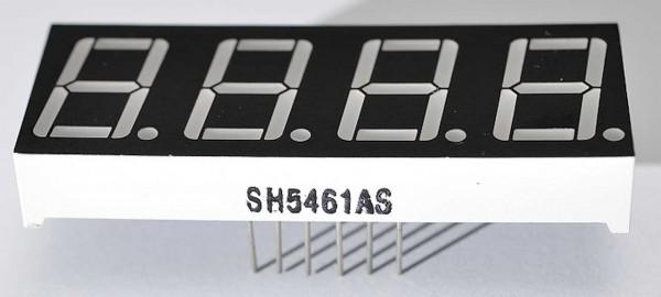ALLNET 4duino Display 4-Digit 7-Segment LED Anzeige