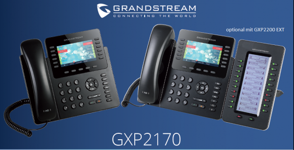 Grandstream SIP GXP-2170 High-End Business