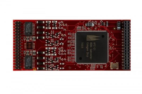 beroNet Modul 2x PRI mit high precision clock