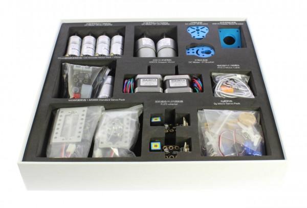 Makeblock MakerSpace Kits Motor Modules (Karton 08A,08B)