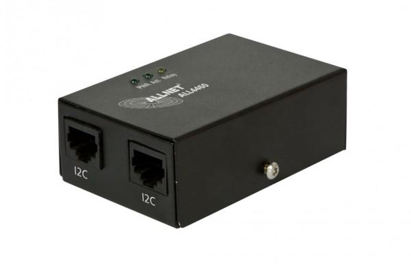 ALLNET MSR ALL4460 / 0-10V DIMM-Aktor mit EIN/AUS für LED-Controller