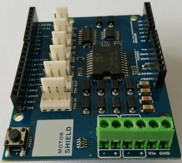 ALLNET 4duino Board Motor Shield I