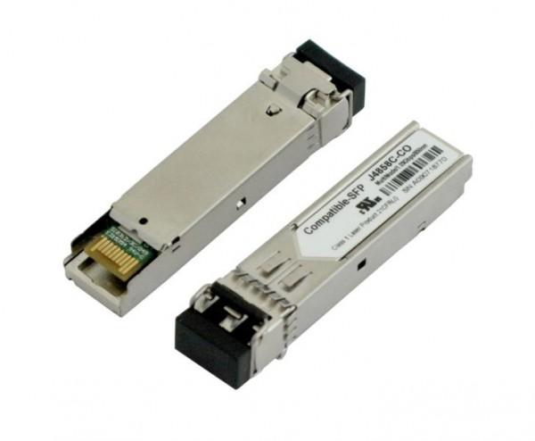 GBIC-Mini, SFP, 1000, SX/LC, kompatible f. HP, HP-Code,