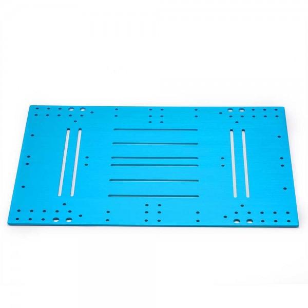 Makeblock-Aluminium Montage Platte für Fahrzeug bauten etc.