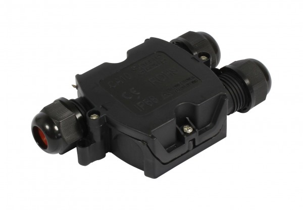Synergy 21 Netzteil - Wasserdichte Verbinder Box 3 Ports