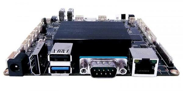 ALLNET - Intel Cherrytrail Z8300 Kiosk board (2G+64GB) FullHD, Gigabit, Wlan, ALL-DS869