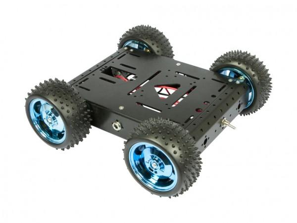 ALLNET 4duino Smart Car Chassis Entwicklungsplattform für Arduino etc.