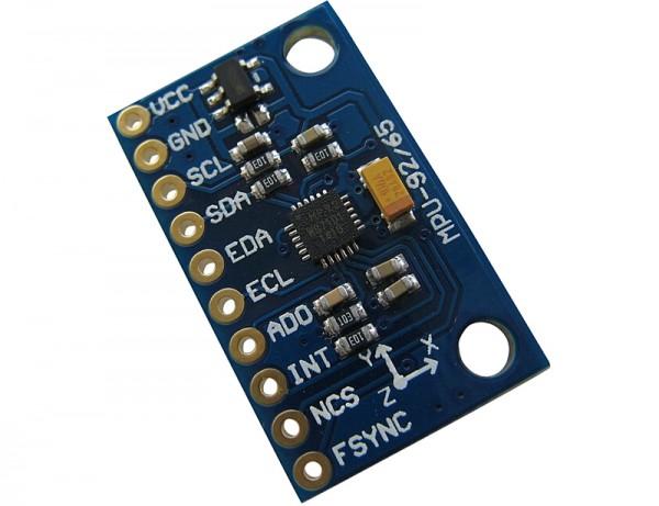 ALLNET 4duino 9 Achsen Kombi-Sensor Gyro, Beschleunigung, Magnetometer, Höhe