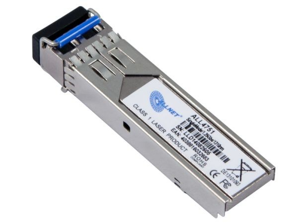 ALLNET Switch Modul ALL4751 Mini-GBIC Modul,1000Mbit, LX/LC, 10Km