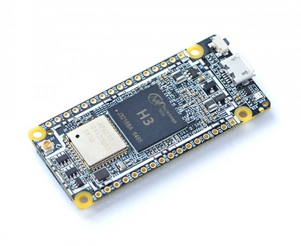 FriendlyELEC NanoPi Duo2 - 512MB Allwinner H3, Quad-core Cortex-A7 Up to 1.2GHz