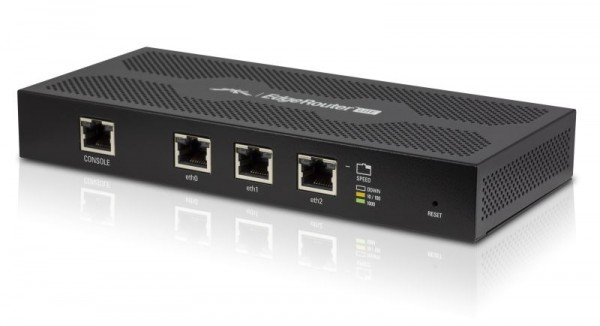 Ubiquiti EdgeRouter Lite, 3-port Router