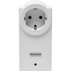 HomeMatic Zwischenstecker-Schaltaktor mit Leistungsmessung