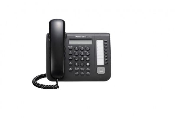 Panasonic KX-NT551NE-B IP Systemtelefon schwarz