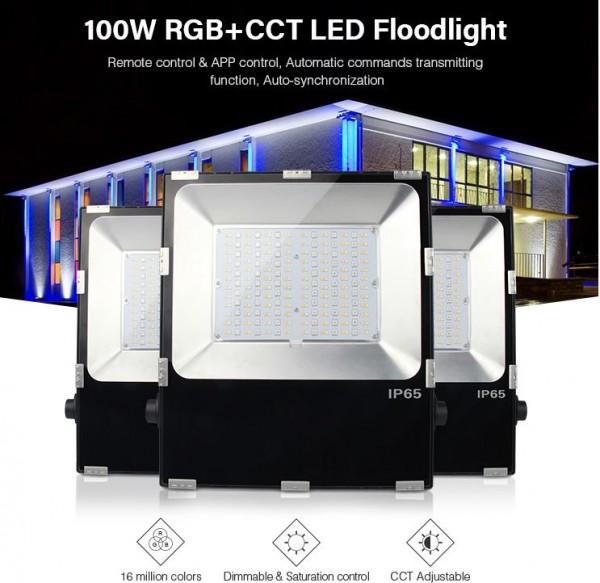 Synergy 21 LED Flächenstrahler 100W Funk und WLAN IP65 230V *MiLight*