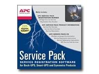 APC USV, zbh.Garantieerweiterung um 3Jahre, SP-04, Box