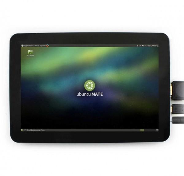 "Waveshare - HDMI Monitor Touch Display 10"" Touch 1280x800 Capacitive für Raspberry, LattePanda, BananaPi etc"