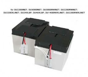 Akku OEM RBC11-MM, f.SU2200INET/3000INET/, Akkus mit Kabel,