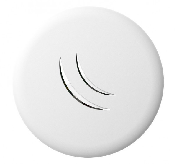 MikroTik Access Point RBcAPL-2nD, cAP lite, 2.4 GHz, 1x 10/100, wall/ceiling