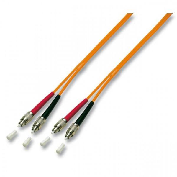 LWL-2-Faser-Patchk. 1.5mtr.FC-FC, 9/125um,