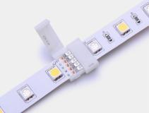 Synergy 21 LED Flex Strip zub. IP20 Connector RGB-W 12mm