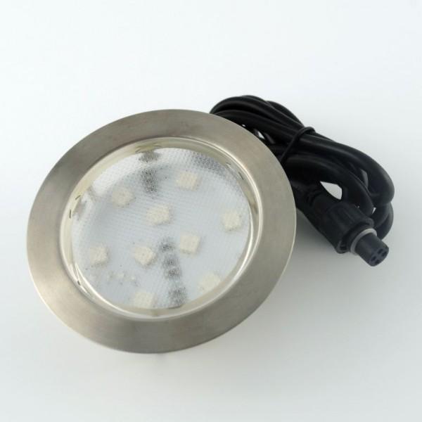Synergy 21 LED Bodeneinbaustrahler ARGOS rund in-G-D IP67 RGB