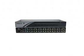 "ALLNET ALLPRIMAT16 / KVM Switch 16-fold PS/2, USB, VGA, 19"""