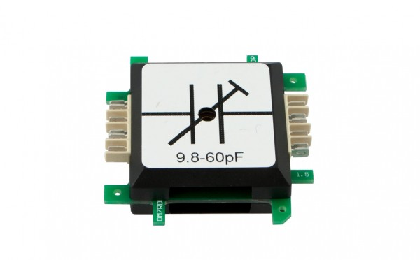 ALLNET Brick'R'knowledge Kondensator variabel 9,8-60pF