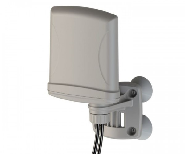 Poynting GSM-Antenne 4dbi MIMO Cross Polarised Omnidirectional LTE Antenne XPOL-A0001 2x5m Kabel