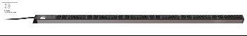 Knürr zub.Steckdosenleiste, MPE, 36x C13, 6x C19, 3xCEE7, Eingang IEC 60309 16A 3P+N+G