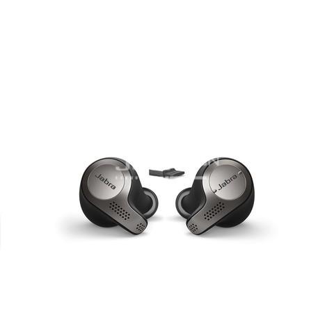 Jabra Evolve 65t Titanium Black, Link 370, MS