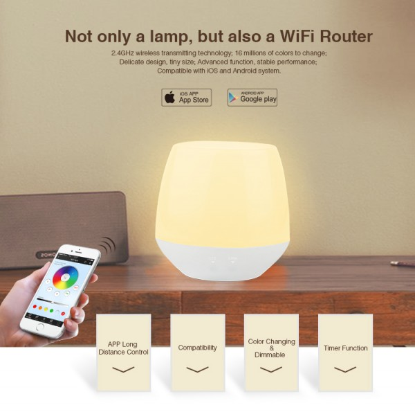 Synergy 21 LED Fernbedienung WLAN Controller Smart Light *Milight/Miboxer*