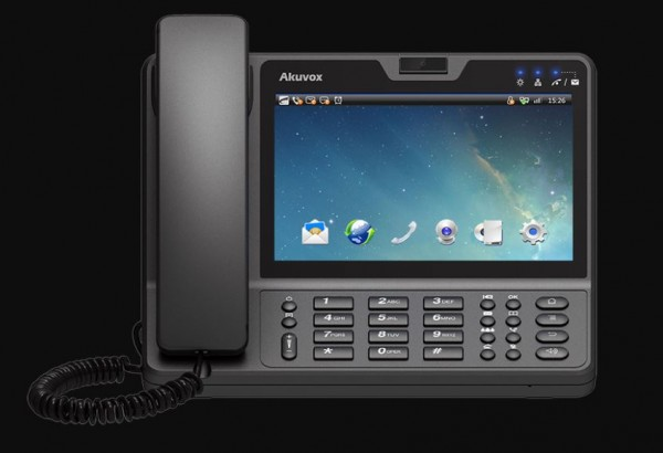 Akuvox IP Video Phone Android based VP-R48G