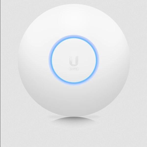 Ubiquiti Unifi Access Point Long Range / WIFI 6 / Indoor / 4x4 MU-MIMO / U6-LR
