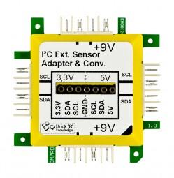 ALLNET Brick'R'knowledge I2C Externer Sensor Adapter