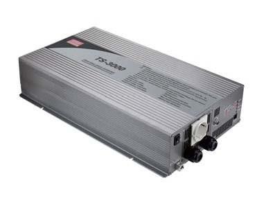 Mean Well Wechselrichter 12V 3000W