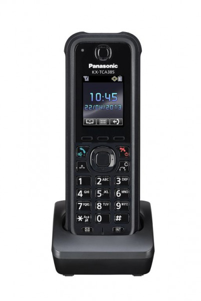 Panasonic KX-TCA385CE Tough DECT Handset